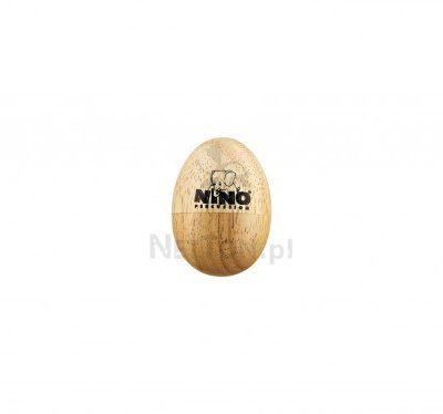 Nino Percussion NINO562 drewniane jajko shaker małe 823