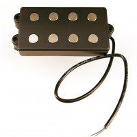 Nordstrand Nordstrand MM 4.4 Quad Coil Music Man Style Hum-cancelling Pickup 4 Strings przetwornik do gitary