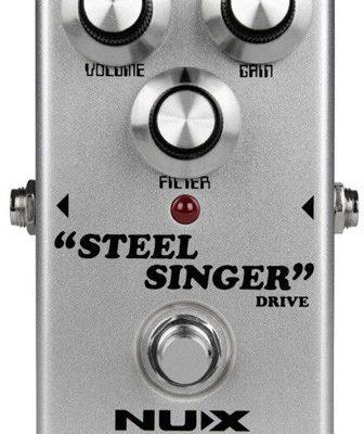 NUX STEEL SINGER DRIVE - EFEKT GITAROWY