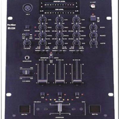 Omnitronic BX-524 Wyprzedaż! 15%