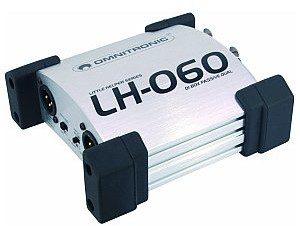 OMNITRONIC Di-box pasywny 2 kanałowy LH-060 10355060