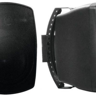 OMNITRONIC Głośnik ścienny 11036928 Kolor czarny