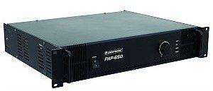 Omnitronic Końcówka mocy, wzmacniacz 650W RMS PAP-650 PA amplifier 80709820