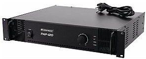 Omnitronic PAP-120 PA Końcówka mocy, wzmacniacz 80709806
