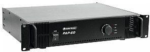 Omnitronic PAP-60 PA Końcówka mocy, wzmacniacz 80709804
