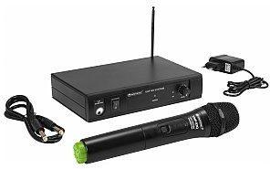 Omnitronic VHF-101 Mikrofon bezprzewodowy 207.55MHz 13073024