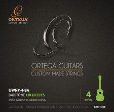 ORTEGA Ortega UWNY-4-BA struny do ukulele barytonowego ORUWNY4BA