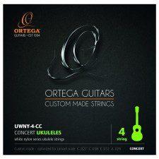ORTEGA Ortega UWNY-4-CC struny do ukulele koncertowego ORUWNY4CC
