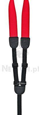 ORTEGA OUSHK-RD Nylonwy pasek na ukulele krawat C7C1-534BC