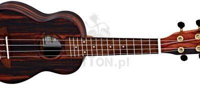 Ortega RUEB-SO ukulele sopranowe z pokrowcem 9D7B-24866