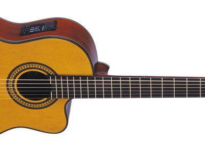 Oscar Schmidt OC 11 CE (N) seria OC - gitara klasyczna 4/4