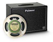 Palmer MI CAB 112 GBK kolumna gitarowa 1 x 12 z głośnikiem Celestion G 12 M Greenback 8Ohm