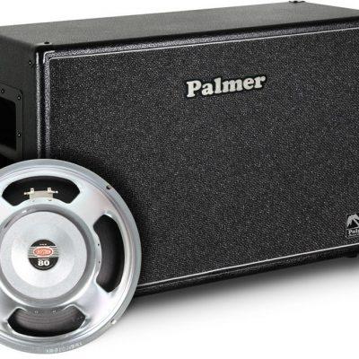 Palmer MI MI CAB 212 S80 - Kolumna gitarowa 2 x 12 z głośnikami Celestion Seventy 80, 8/16