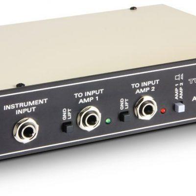 Palmer MI MI TINO SYSTEM - System przełączeniowy: 2 wzmacniacze na 1 kolumnę, ze zdalnym wejściem