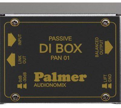 Palmer Pan 01Passive di-Box PAN01
