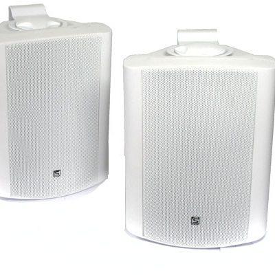 Para 2-drożnych głośników Skytec montaż ściana sufit 200W Sky-100.020