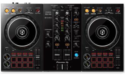 Pioneer Kontroler DJ DDJ-400