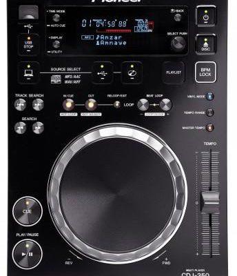 Pioneer Odtwarzacz CDJ-350