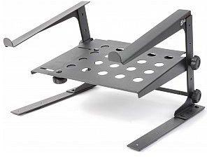 Power Dynamics DJ Laptop stand +tray, statyw pod laptopa 180.043