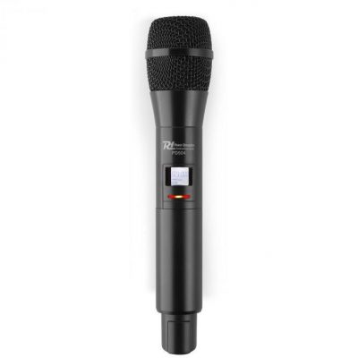 Power Dynamics PD504B, zestaw mikrofonów bezprzewodowych UHF, 4 x zestaw słuchawkowy + nadajnik kieszonkowy, 4 x 50 kanałów Sky-179.004