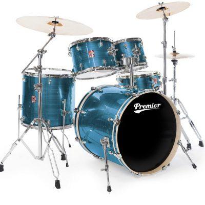 Premier POWERHOUSE M ROCK 22 (BGW) zestaw perkusyjny z hardware'm