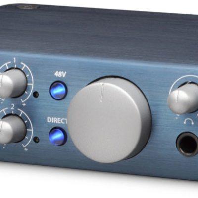 PreSonus AudioBox iOne - Interfejs Audio USB + kurs domowe studio nagrań 84401