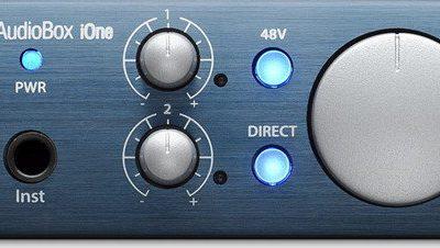 PreSonus AudioBox iOne - Interfejs audio USB