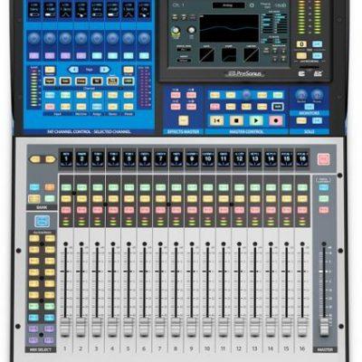 PreSonus PreSonus StudioLive 16 III