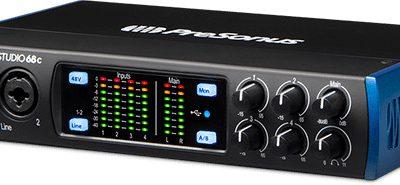 PreSonus Studio 68c - Interfejs Audio