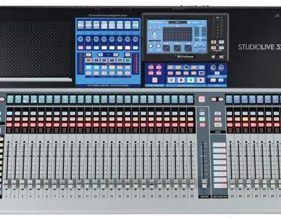 PreSonus StudioLive 32 III