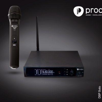 Prodipe M850 DSP SOLO UHF - Zestaw bezprzewodowy 74923