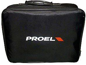 PROEL BAGMQ12USB Wyściełana torba na mikser MQ12USB BAGMQ12USB