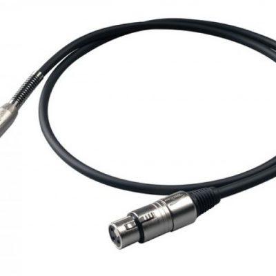 PROEL BULK200LU6 - kabel jack - XLR