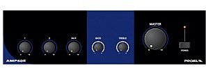 PROEL PA AMP60E Kompaktowy wzmacniacz: 35W (8/4 ohm) i (70/100 V) PA AMP60E