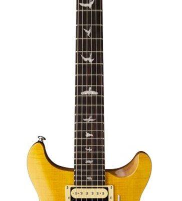 PRS SE 2017 SE Santana Yellow - gitara elektryczna, sygnowana 13510