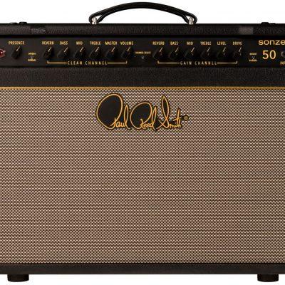 PRS Sonzera 50 - lampowe combo gitarowe 50W