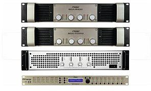 PSSO Amp Set MK2 Zestaw końcówek mocy do systemu Line-Array L 11041070