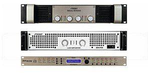PSSO Amp Set MK2 Zestaw końcówek mocy do systemu Line-Array S 11041068