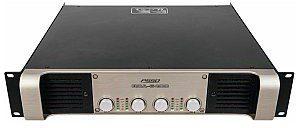 PSSO QCA-6400 4-kanałowy wzmacniacz SMPS 4 x 1600 W 10451696
