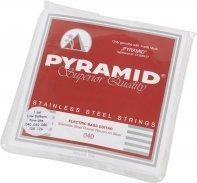 Pyramid 850 LB Five Lite Stainless Steels struny do gitary basowej 40-126