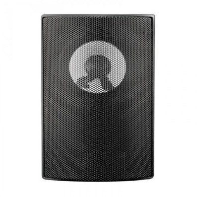 Qoltec Qoltec Dwudrożny głośnik naścienny RMS 10W | 15cm | 8 Om | TRAFO | czarny