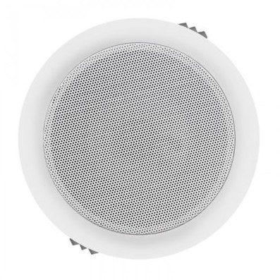 Qoltec Qoltec Dwudrożny głośnik sufitowy | wodoodporny | RMS 6W | 16cm | 8 Om | TRAFO | Biały