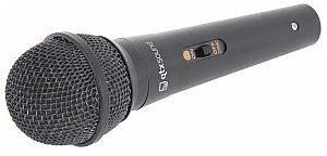 QTX DM11B dynamic microphone - black, mikrofon dynamiczny 173.853UK