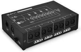 QTX DMX-D8 8-kanałowy rozdzielacz DMX DMX Booster 154.102UK