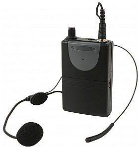 QTXsound QHS-863.8 Headset for QXPA-plus 863.8MHz 178.895UK