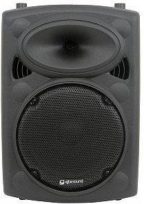 QTXsound QR10 Passive ABS Speaker 10in, kolumna głośnikowa pasywna 178.211UK