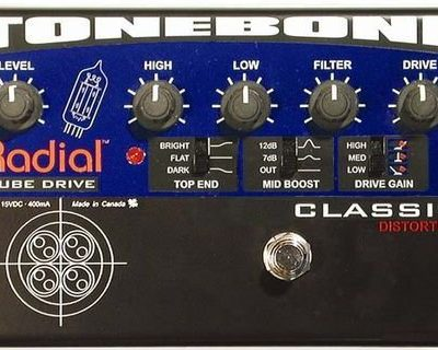 Radial Classic Tube Distortion