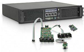 RAM Audio RAM Audio W 9044 DSP E AES - wzmacniacz mocy PA 4 x 2200 W 4 Ohm RAMW9044DSPEAES