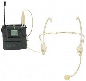 Relacart T-31 Bodypack for HR-31S with headset, Wielozakresowy nadajnik kieszonkowy 13055203