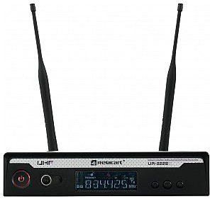Relacart UR-222S 1-Channel UHF Odbiornik do mikrofonu bezprzewodowego 13055205